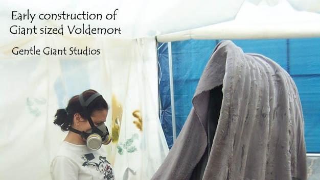Giant Voldemort construct.jpg
