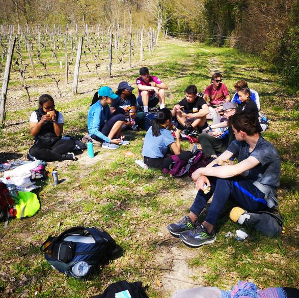 Chadwick School (CA - USA) hiking trip