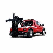Tow Truck Standard Wrecker