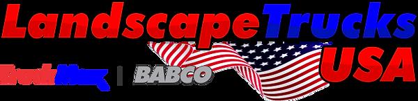 LandscapeTrucksUSA and TowTrucksUSA Logo
