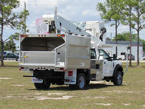 2020 Ford F550XL Dur-A-Lift DTAX-45FP Urban Forestry Truck