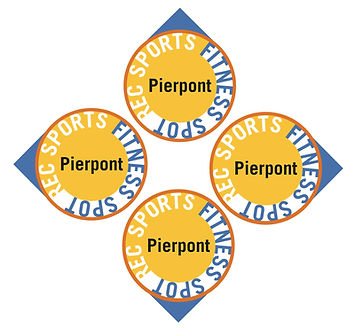 Rec Sports Fitness Logo Pierpont navigat