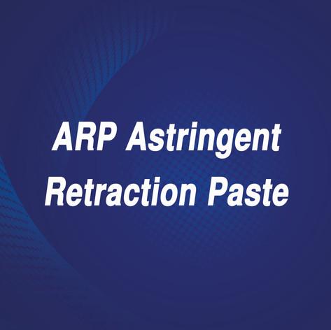 ARP_Astringent Retraction Paste