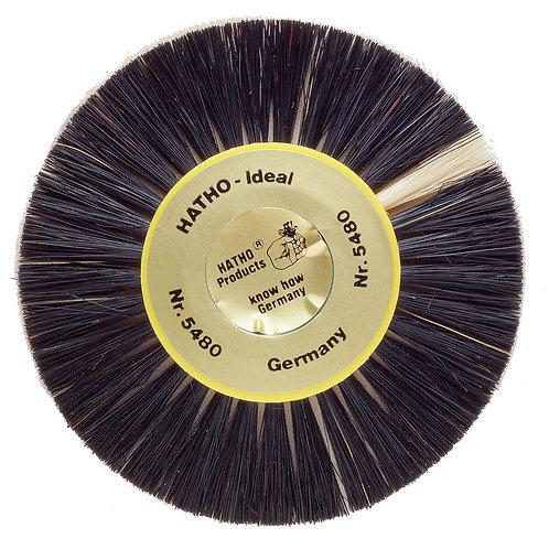 מברשת שיער עם בד 4 שורות