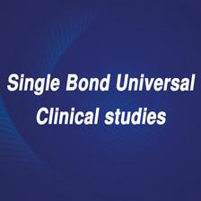 Single Bond Universal Clinical studies s