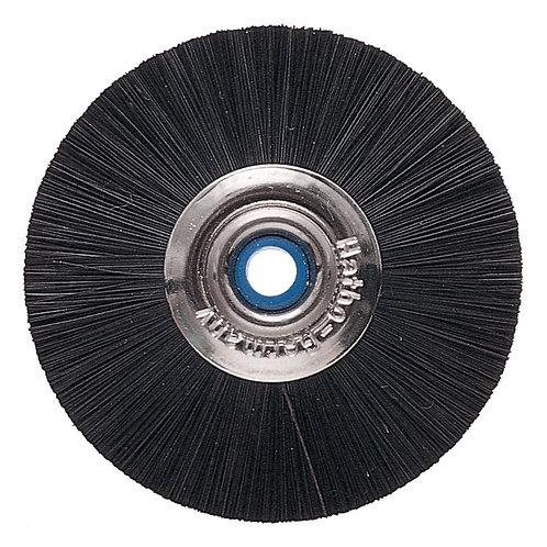 מברשת שיער שורה 1, בסיס מתכת