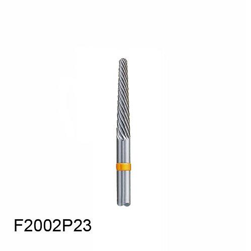 מקדח קוני עגול לחריטה F200 2P/3P