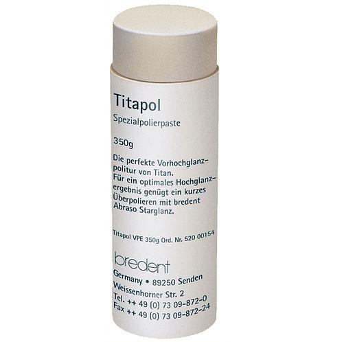 משחת ליטוש TITAPOL 350 גרם