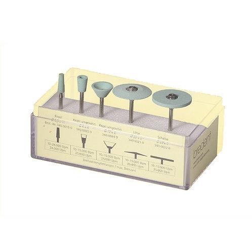 דיסק יהלום מלא Diagen - סט 5 יחידות