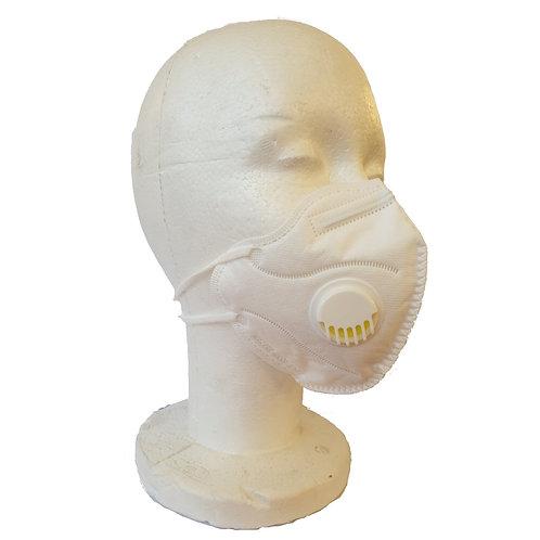 מסכת פנים KN95 עם מסנן