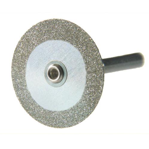 """דיסק יהלום גמיש דו צדדי עובי 0.2 מ""""מ Superflex"""