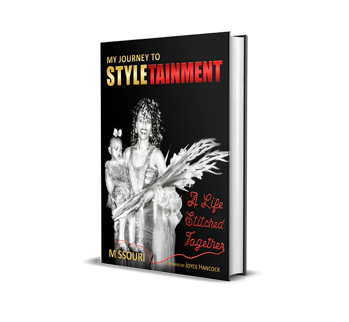 MY JOURNEY TO STYLETAIMENT 1ST EDITION B
