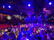 Performing the Glow Party on The Buckeye Cruise 4 Cancer