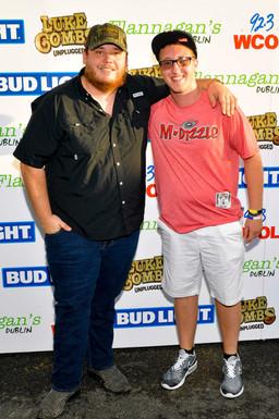 Luke Combs & DJ MDizzle