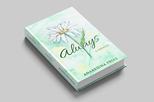 """""""Always: A Memoir""""-  Signed Copy with FREE gift"""