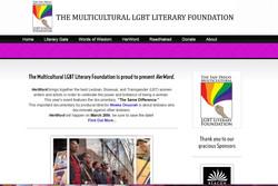 LGBT Literary website