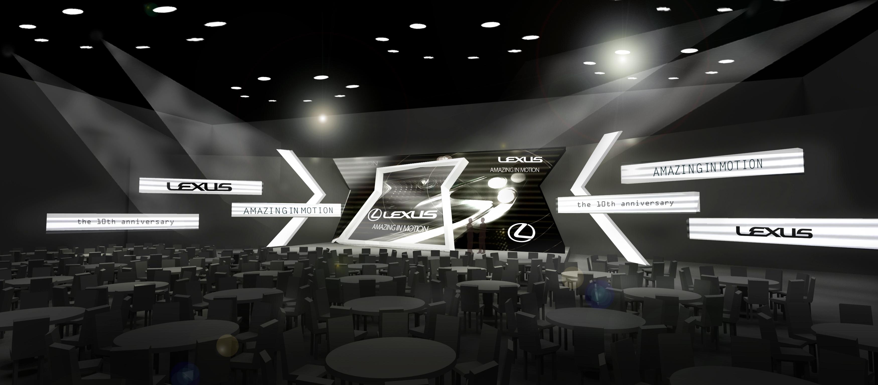イベントステージデザイン