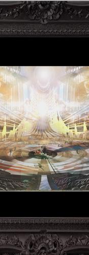 星供養曼荼羅への舞台空間化