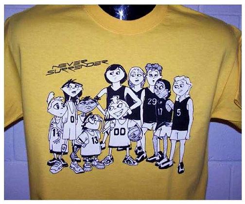 Never Surrender - Girls Basketball
