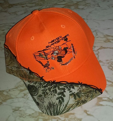 Pheasant Hunting Hats - Hunter Orange