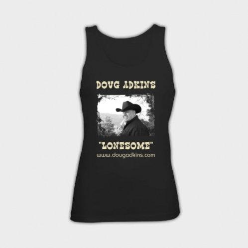 "Doug Adkins Tank-Top ""Lonesome"""