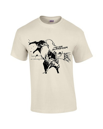 Never Surrender - Bull Riding