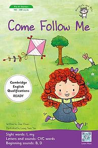 小女孩 英文故事書