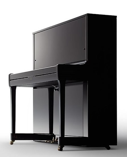 Kawai K500j Japanese Upright Piano Carbon Fibre Action