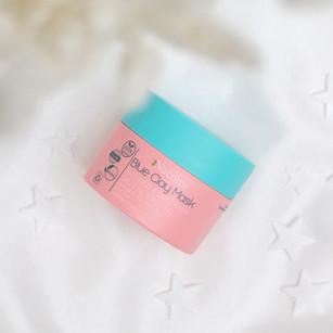 Blue Clay Mask – Maska Niebieska przeciwzmarszczkowo-dotleniająca