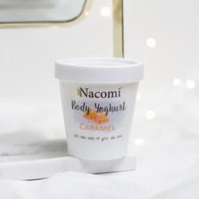 Jogurt do ciała o zniewalającym zapachu słonego karmelu 180 ml