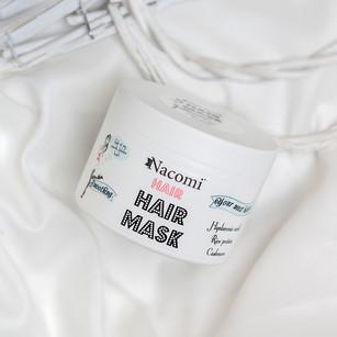 Maska Do Włosów Wygładzająco-Nawilżająca 200 ml