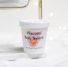 Jogurt do ciała o zniewalającym zapachu soczystej brzoskwini