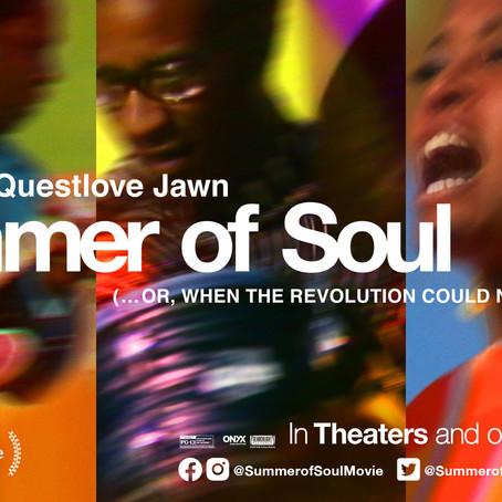 Summer of Soul: A Black Musical Renaissance