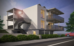 Doppel-Einfamilien Haus Mervelier