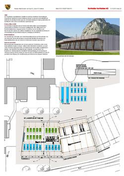 Neubau Halle Einsatz- und Spez Fz, S