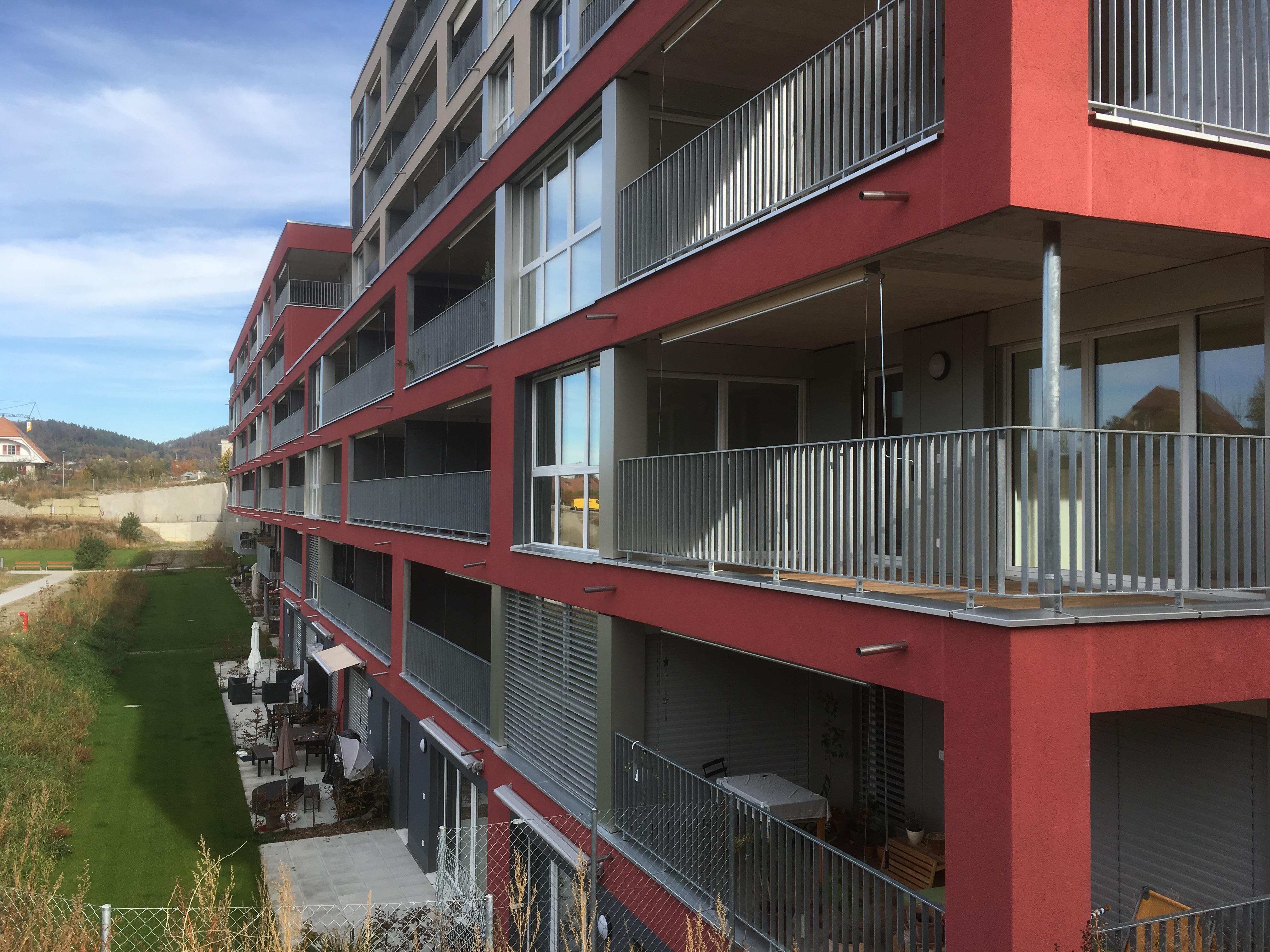 Wohnueberbauung Sommerrain Ostermund