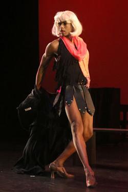 Ramo'n Flowers, Labyrinth Dance Theatre.