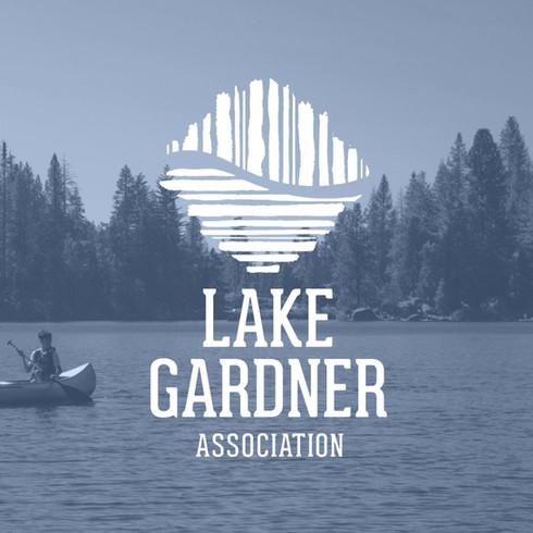 Lake Gardner Rebrand
