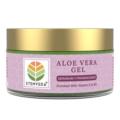 Aloe Vera Gel (Geranium Frankincense) 110g