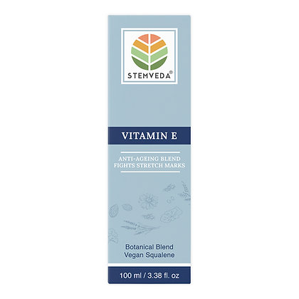 Botanical Vitamin E Serum 100ml