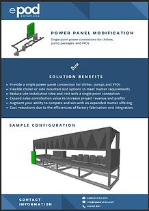 ePod Solutions Power Panel Modification