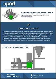 ePod Solutions Transformer Modification