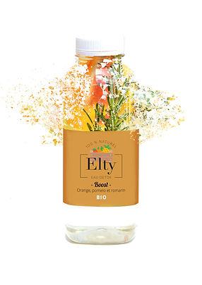 Elty eau detox bio water infusee