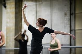 Visceral Dance Center Adult Ballet Class