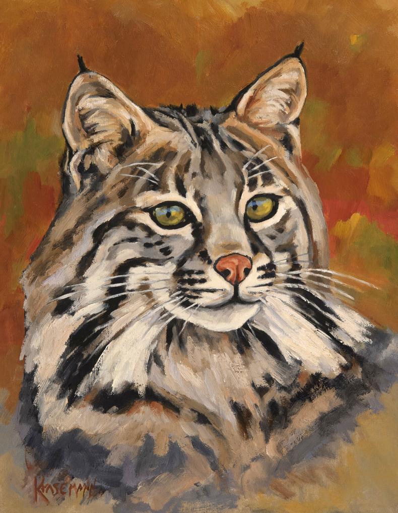 A Cat Named Bob - 13 x 10