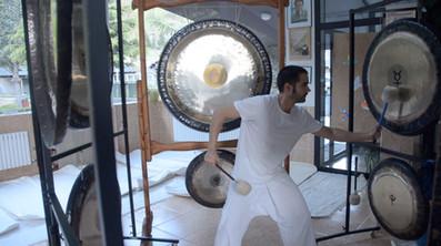 Gong Puja Workshop con Don Conreaux 2016