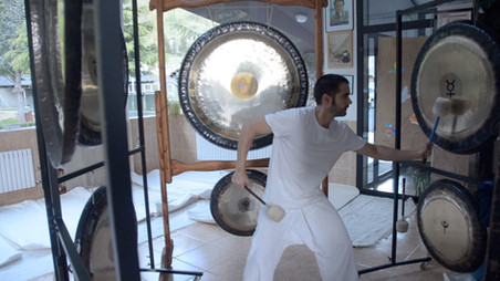 Gong Puja Workshop con Don Conreaux 2016