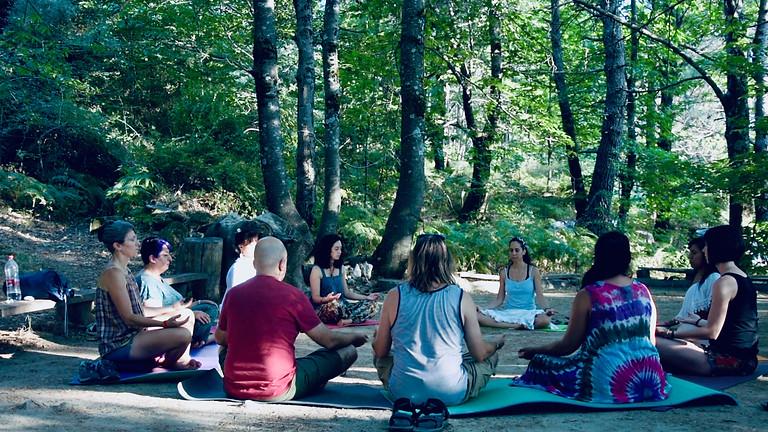 Retiro de Danza, Meditación y Sonoterapia
