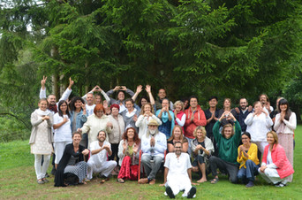 Gong Conciousness Training 2017. Con Don Conreaux y Gongmuse