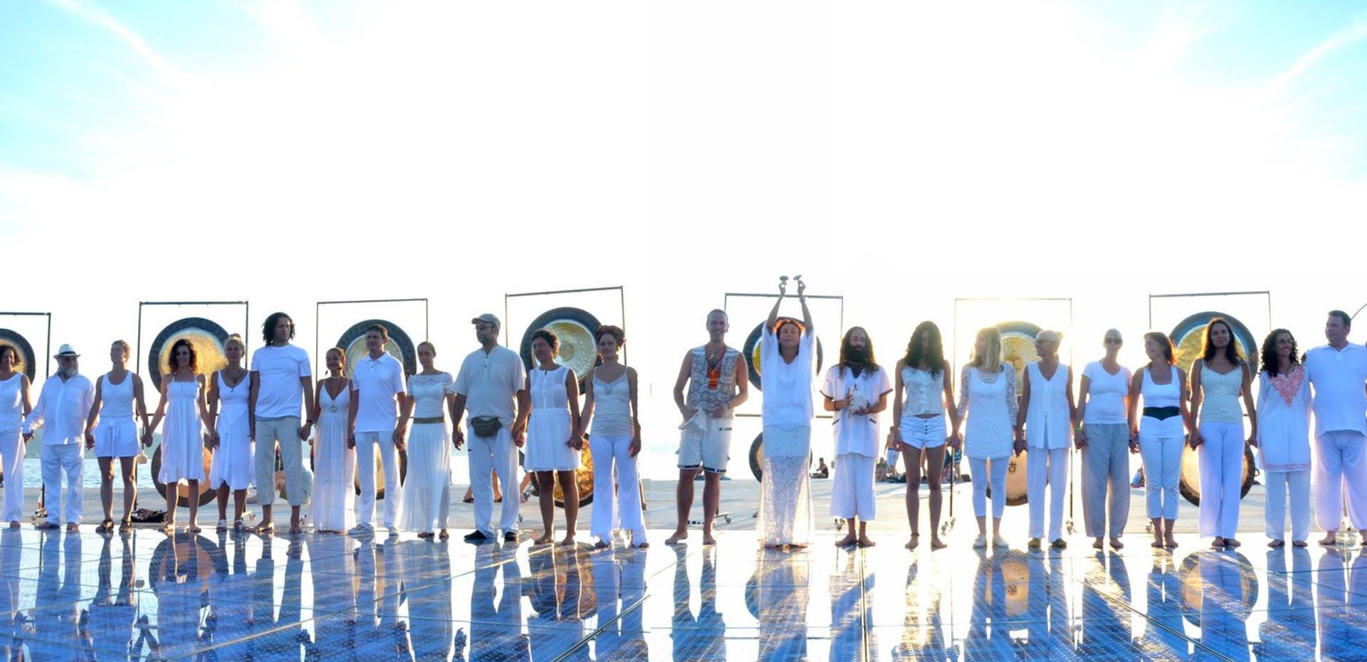 Gong Caravan Of Peace 2016